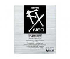 Sante FX Neo (Santen) японские капли для глаз